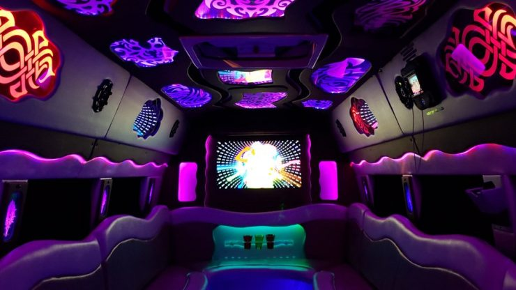 party bus in st.louis mo